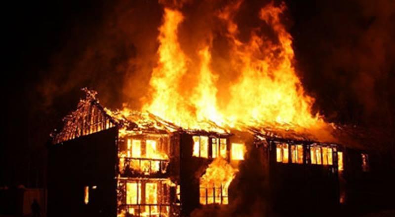 Если вам приснилось, как горит школа