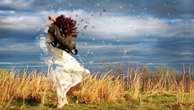Какой был ветер? Холодный или тёплый