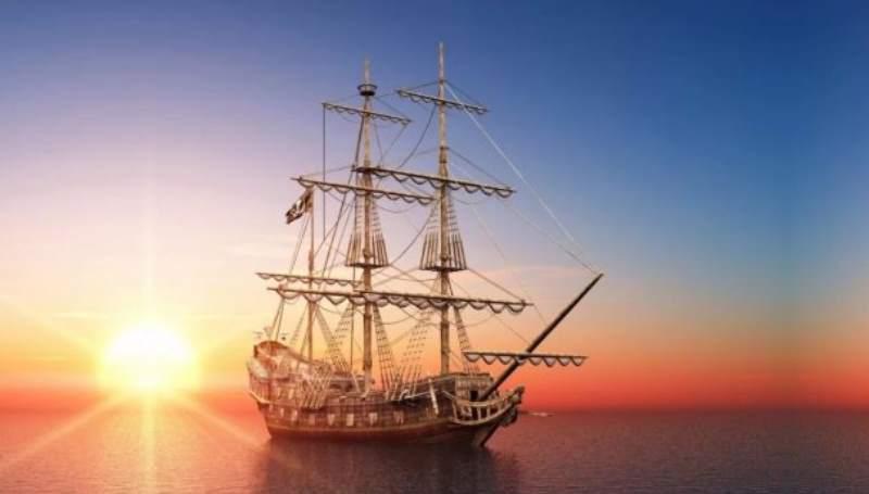Корабль — в основном олицетворяет девушку и все, что с ней связанно