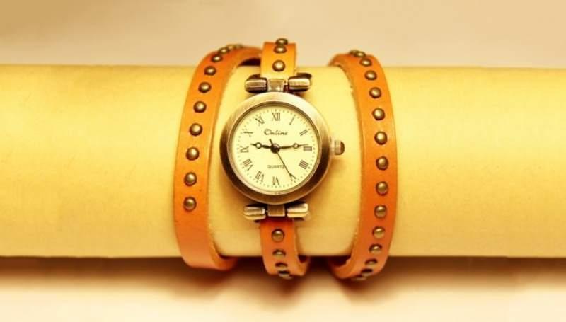 Ручные часы в исправном состоянии