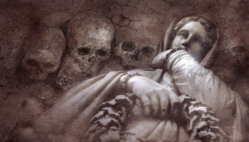 картина о покойнице