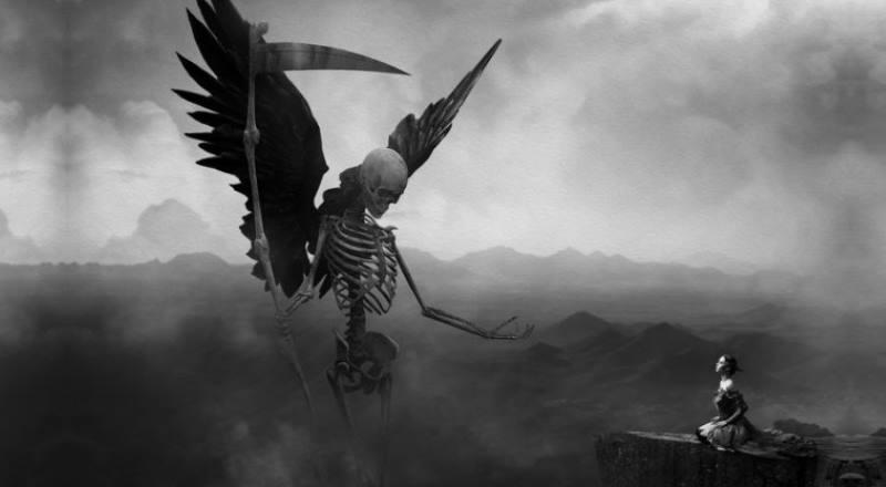 сама суть смерти не несет смысл