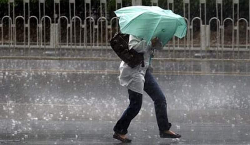 Если во время дождя вы прикрывались зонтом