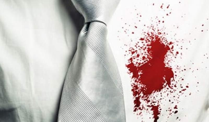 Если во сне вы видите кровь