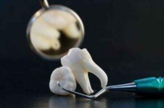 Видеть у себя стеклянные зубы
