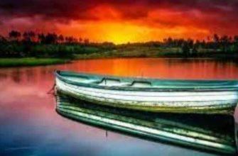 Когда вам снится тихая, спокойная река с несильным течением